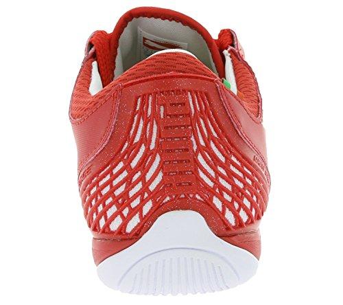PUMA Valorosso SF WebCage Ferrari Schuhe Sneaker Turnschuhe Rot 305308 01 Rot