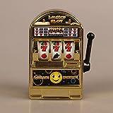 Lanlan Kinder Erwachsene Mini Casino Jackpot Slot Machine Obst Stress, Angst, Langeweile Dekompression Spielzeug