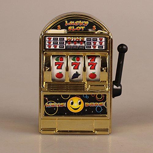 Zantec niños adultos Mini Casino Jackpot Slot Machine