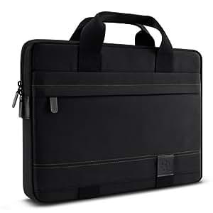 """Belkin -F7P119VFC00 -Sacoche pour Macbook pro et ultrabook 13"""" -  Noir, Gris"""