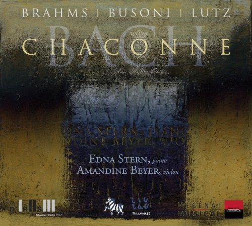Chaconne After Bach's Partita for Violin Solo No. 2 in D Minor, BWV 1004 (Transcribed for Piano By Busoni)