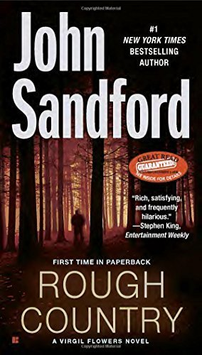 Rough Country (A Virgil Flowers Novel) by John Sandford (2010-09-28)