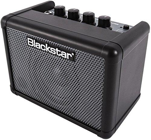 Blackstar – FLY3 Mini-Bass-Verstärker, Leistung: 3 Watt, Farbe: schwarz