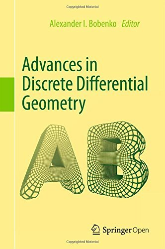 Advances in Discrete Differential Geometry English