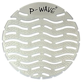 AUK BC163-HS P-Wave Urinal Screen, Honeysuckle (Pack of 10)