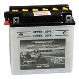 Intact Bike Power Motorrad Batterie CB 7-A mit...