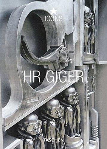 HR Giger. Ediz. inglese, francese e tedesca (Icons) por Stanislav Grof