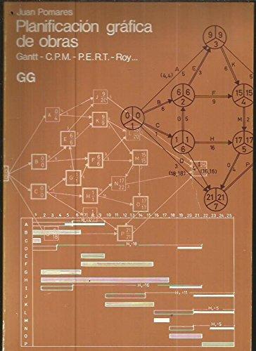 Planificación gráfica de obras por Juan Pomares Martinez