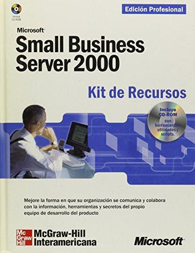 Small business server. Kit de recursos por Microsoft Corporation