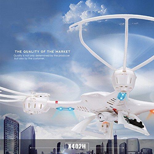 Tattu 6pcs 3.7V 800mAh LiPo Akku 25C 1S mit JST Stecker für MJX X400 X400W X800 X300C X200 X500 RC Quadcopter Teile Drone - 4