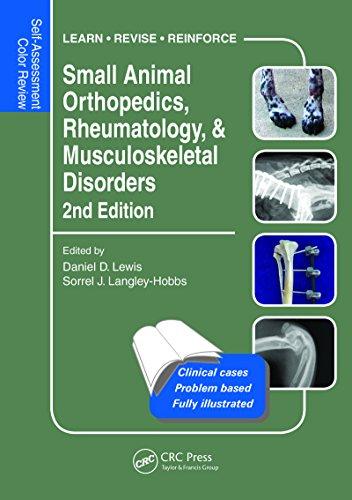 Small Animal Orthopedics, Rheumatology and Musculoskeletal Disorders: Self-Assessment Color Review 2nd Edition (Veterinary Self-Assessment Color Review Series) (English Edition)