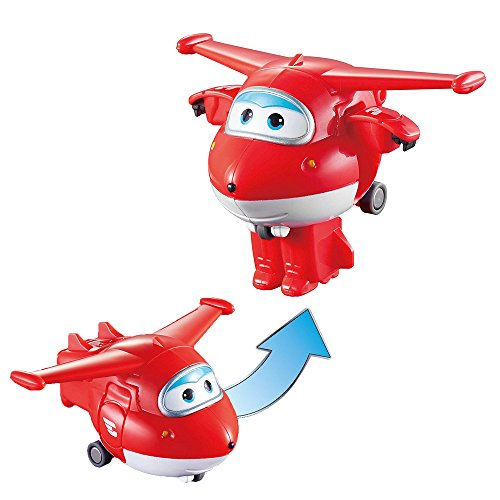 Super Wings Mini Transform-Flugzeuge Jett & Co - 4