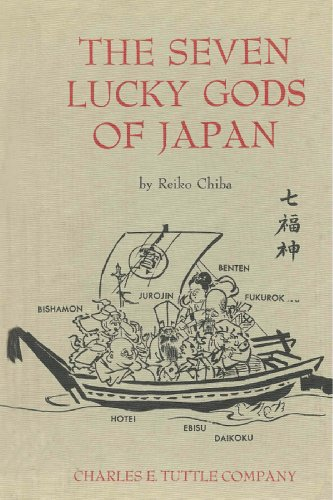 Como Descargar Libros Para Ebook Seven Lucky Gods of Japan PDF Libre Torrent