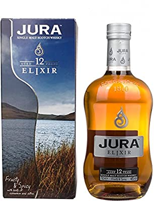 Isle of Jura Elixir 12 years