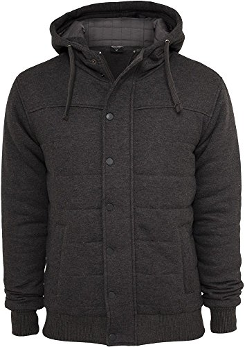 TB430 Sweat Winter Jacket Herren Jacke Kapuze Sweatjacke