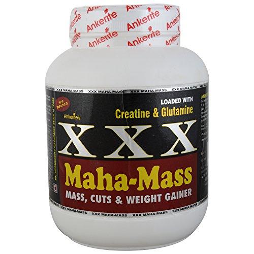 Ankerite XXX Maha Mass Gainer (Chocolate) - 1000 g