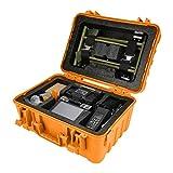 VBESTLIFE Empalmador de Fibra óptica Fusión de Fibra Máquina de Empalme de Soldadura de Alta Precisión y Alta Velocidad Adecuado para Proyectos de Fibra óptica y Cable 100-240V(eu.pulg)