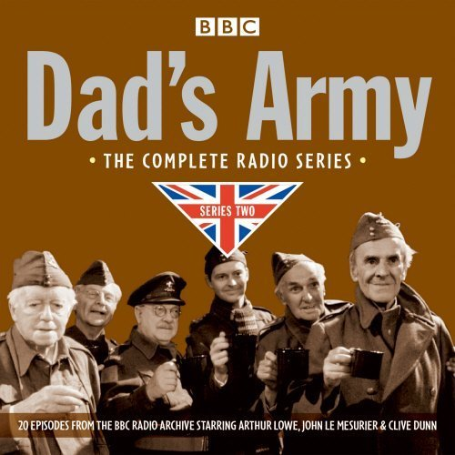 Dad's Army: Complete Radio Series Two by Jimmy Perry (2015-01-29)
