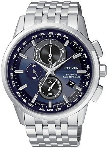 Orologio cronografo uomo citizen eco-drive trendy cod. at8110-61l