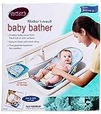 #7: Carter's Baby Bather/Bath Seat/Bath Tub (Blue)