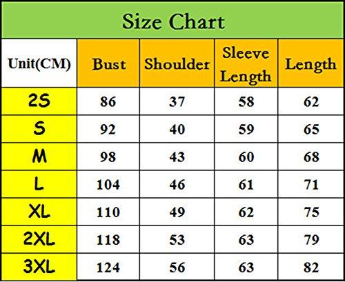 Anguang Unisex Lungo Manica Polo T-shirt Casuale Attività commerciale Camicia Pulsante Camicetta Top Rosso