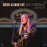 Gregg Allman Live: Back To Macon, GA [Blu-ray]