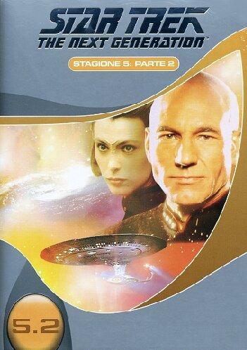 Star Trek - The next generationStagione05Volume02 [IT Import]