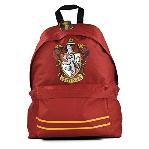 Preisvergleich Produktbild Harry Potter Rucksack mit Gryffindor Wappen rot