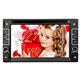 6.2' Doppel Din Autoradio DVD Player GPS...