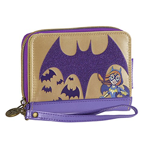 DC Comics Superhero Girls Batwoman Porte-Monnaie Cartes Pochette N