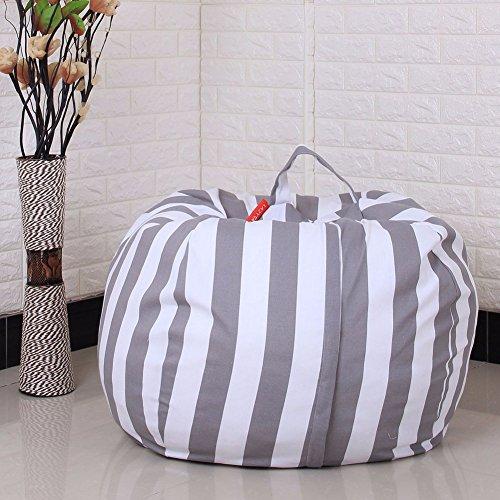 jinchuan Lagerung Sitzsack/Plüsch Spielzeug Beutel Home Storage Bag/Große Kapazität Sphärische...