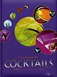 Telecharger Livres L encyclopedie des cocktails 1000 recettes de cocktails (PDF,EPUB,MOBI) gratuits en Francaise
