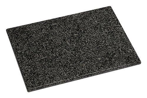 Get Waren Schneidebrett, Schwarz Gesprenkelter Granit, H2X W40x 30cm