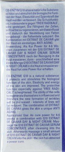 Git Vare Q10 Extrait de Caviar Cell Energy Serum Concentrate, 30 ml