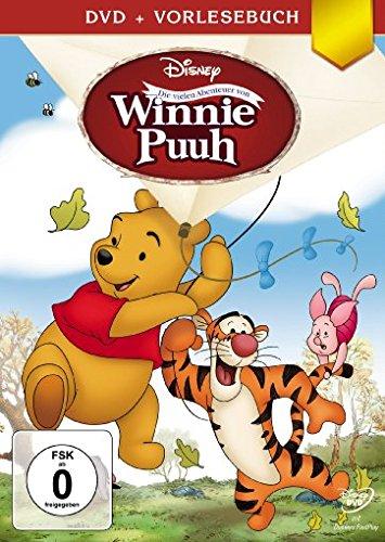 Winnie Puuh - Die vielen Abenteuer von Winnie Puuh [DVD und Vorlesebuch] [Limited Edition]