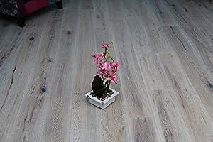 oferta tarima flotante: Mejor oferta. white-oiled diseñado cepillado Ahumado Real de madera de roble sue...