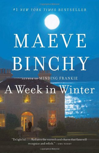 Book cover for A Week in Winter