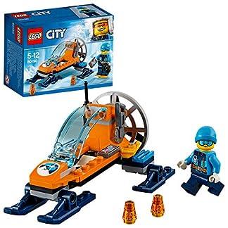 LEGO City – Ártico: Trineo Glacial (60190)