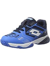 Lotto Sport Stratosphere Iv Jr L, Chaussures de Tennis Mixte Enfant