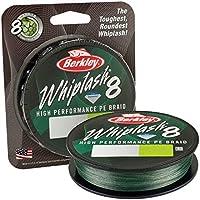 Berkley Whiplash 8 Trenzado: 0,28 mm, Hombre, Verde, 300 m
