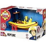 Sam Le Pompier – Neptune Le Bateau de Sauvetage – Véhicule