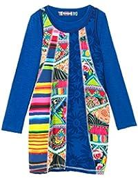 Desigual Vest_buyumbura, Vestido para Niños