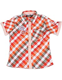 Twist Baby Boys' and Girls Shirts Cotton With Contrast & Free Shipping
