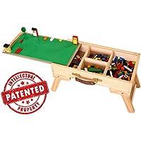 Preisvergleich für Fy-Light Kids Play, Kompatibel Speicher für Play Tisch Zusammenklappbar Custom aus Holz Kinder Slft Standard Holz Kreidetafel