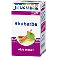 Juvamine Phyto Rhubarb 100 Tablets by Juvamine