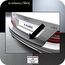 Richard Grant Mouldings Ltd. Original RGM ladekant Protección Negro para Mercedes Benz Clase C (