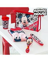 Nécessaire de Toilette Mickey (4 pièces)