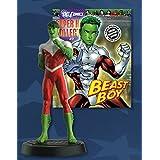 DC Comics - Figura de Plomo DC Comics Super Hero Collection Nº 49 Beast Boy