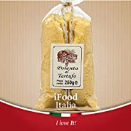 Polenta artigianale al tartufo Antico Pastificio Umbro iFood Italia 250g Umbria Made in Italy