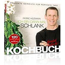 Ich bin dann mal schlank - Das Koch- und Rezeptbuch (German Edition)